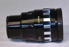 ICECO 16D Anamorphic Lens suitable for Camera or Projector