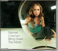 (AC973) Naimee Coleman, Bring Down The Moon - DJ CD