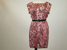 Anne Klein Watermark Printed Dress, Multi Color, Size 4, NWT. $139