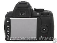 "ACMAXX 3.0"" HARD LCD SCREEN ARMOR PROTECTOR -NIKON D3300 D3200 D3100 D3000 D3400"