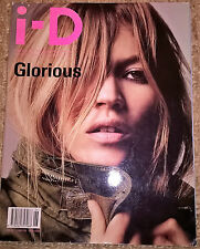i-D magazine ID #221 June 2002 KATE MOSS Moby CORINNE DAY Gilbert & George