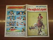 ALBI DELL'INTREPIDO N°1225 DEL 17-7-1969 A DUE MIGLIA DA LETPOINT