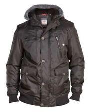 Abrigos y chaquetas de hombre parka talla XL negro