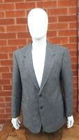 """Mens C & A Canda Suit Jacket 42"""" Chest 32% Wool Good Condition Vintage UK"""