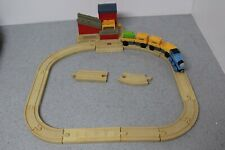 Thomas The Train Wellsworth Shipping Play Set With Track Free Shipping