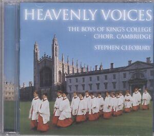 STEPHEN CLEOBURY - Heavenly Voices CD A55