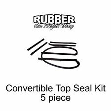 1965 1966 1967 1968 Ford Galaxie / LTD Convertible Top Seal Kit