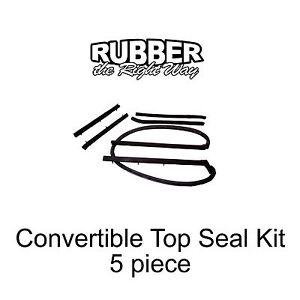 1965 1966 1967 1968 Ford Galaxie / LTD Convertible Top Seal Kit
