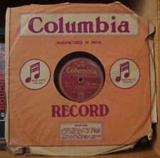 INK SPOTS IT ISN'T A DREAM ANYMORE  DOO WOP SHELLAC INDIA 78rpm COLUMBIA 1942