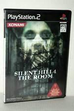 SILENT HILL 4 THE ROOM + BONUS AUDIO CD USATO SONY PS2 ED JAP NTSC/J MC5 48334