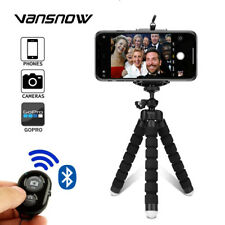 Phone Tripod/ Holder Flexible Octopus Camera Selfie Stand with Remote control