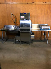 American Dish Service Commercial Dish Washer (Model HT-25)