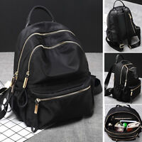 Water Resistant Nylon Small Backpack Rucksack Daypack Travel Bag Cute Purse