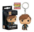 Fantastic Beasts And Where To Find Them Newt Scamander Pocket Pop! Keychain WB