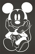 PEGATINA - STICKER - VINILO - VINYL - AUFKLEBER - Mickey Mouse - Disney Custom