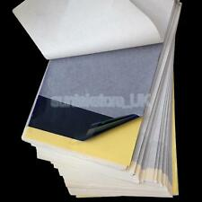 10 Sheets A3 Tattoo THERMAL CARBON Stencil Kit Transfer Tracing Paper Ink