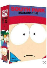 15 DVDs * SOUTH PARK BOX 3 : SEASON / STAFFEL 11 - 15 # NEU OVP +