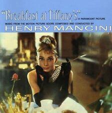 Breakfast At Tiffany's - (Soundtrack) New & Sealed CD