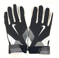 Nike D-Tack 5.0 Lineman Football Gloves Padded Rubber PGF443-010 Black Adult 4XL