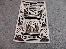 "Stickers R/C radio Controlled HPI Racing #19530-001 Nissan Silvia 16"" x 9"""