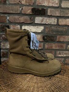 NWT Altama Temperate Weather Combat Boots Coyote Gore Tex US Men's 11 W E30800A
