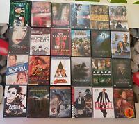 DVD Lotto 24 DVD Film. Titoli vedere foto. DVD Lot 24 DVD Film.  Titles see phot