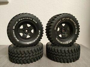 Tamiya rc 1:10 Vintage Wheels Pajero/F150/Chevy S-10