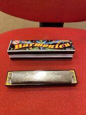 More details for vintage ackerman harmonica d66107 in original box