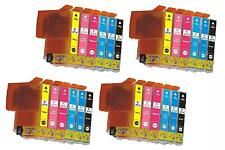 24 Non-OEM T277 T2771-T2776 ink cartridge for Epson expression XP-850 XP-950
