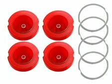 68 Charger tail light lens set of 4 OE PERFECT
