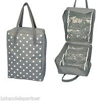 Schuhtasche für 6 Paar Schuhe Tasche Sporttasche Reisetasche Aufbewahrung Neu