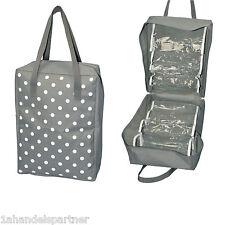 4 x Schuhtasche für 24 Paar Schuhe Tasche Sporttasche Reisetasche Aufbewahrung