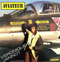 "Véronique Jannot 7"" Aviateur - France (EX+/EX+)"