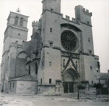 BEZIERS c. 1960 - Cathédrale Saint-Nazaire Hérault - Div 11908