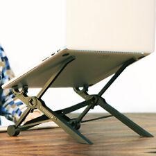 Portable K2 Laptop Stand Adjustable Folding Lapdesk Holder Notebook Bracket