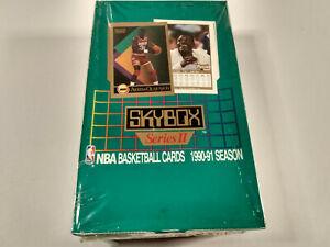 1990-91 Skybox Series 2 Basketball Cards Full Sealed Box x36 packs UK Jordan?
