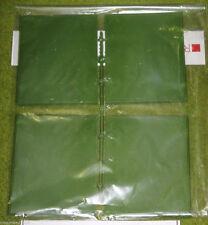 RENEDRA plastica movimento VASSOI Confezione da 4 100mm x 80mm