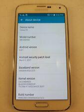 Samsung Galaxy S5 16GB SM-G900R4 (U.S. Cellular) *Factory Reset* Bad Screen