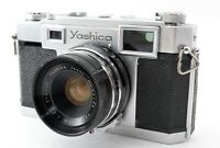 【NEAR MINT++】Yashica 35 f2.8 45mm 4.5cm Rangefinder Film Camera From JAPAN #349