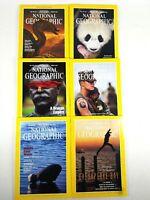 National Geographic Magazine 1/2 YEAR  January-June 1993