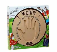 Worry Plaque Interactive Magic Hand Touch Colour Changing Fairies Irish Company