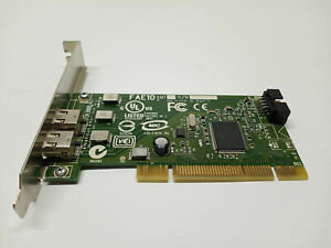 Dell 0H924H FireWire Controller Card Dual Port IEEE-1394 H924H Controller Card