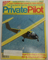 Private Pilot Magazine Flying The HB Scanliner July 1988 FAL 060515R2