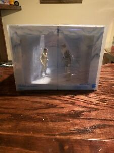 Star Wars Black Series Han Solo Princess Leia Target  Exclusive USA In Hand