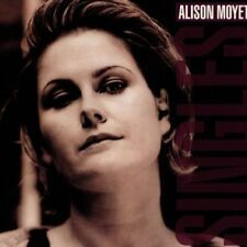 ALISON MOYET SINGLES CD ALBUM (THE VERY BEST OF / GREATEST HITS)