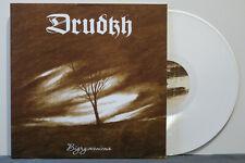 DRUDKH 'Відчуженість (Estrangement)' Ltd. Edition WHITE Vinyl LP NEW