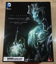 Variant Play Arts Kai Green Lantern Action Figure! Square Enix! Awesome & Rare!