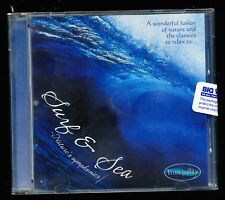"CD ""Surf & Sea"" Classical Music 14 Tracks (463)"