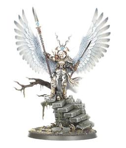 Warhammer Age of Sigmar DOMINION Stormcast Eternals Yndrasta Celestial Spear NOS