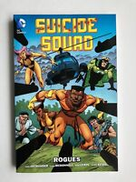 Suicide Squad Vol 3 Rogues By Ostrander - DC Graphic Novel Trade Paperback NEW!